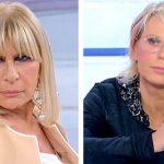 "Gemma Galgani bacia Maurizio. Maria De Filippi: ""Hai perso la testa?"""