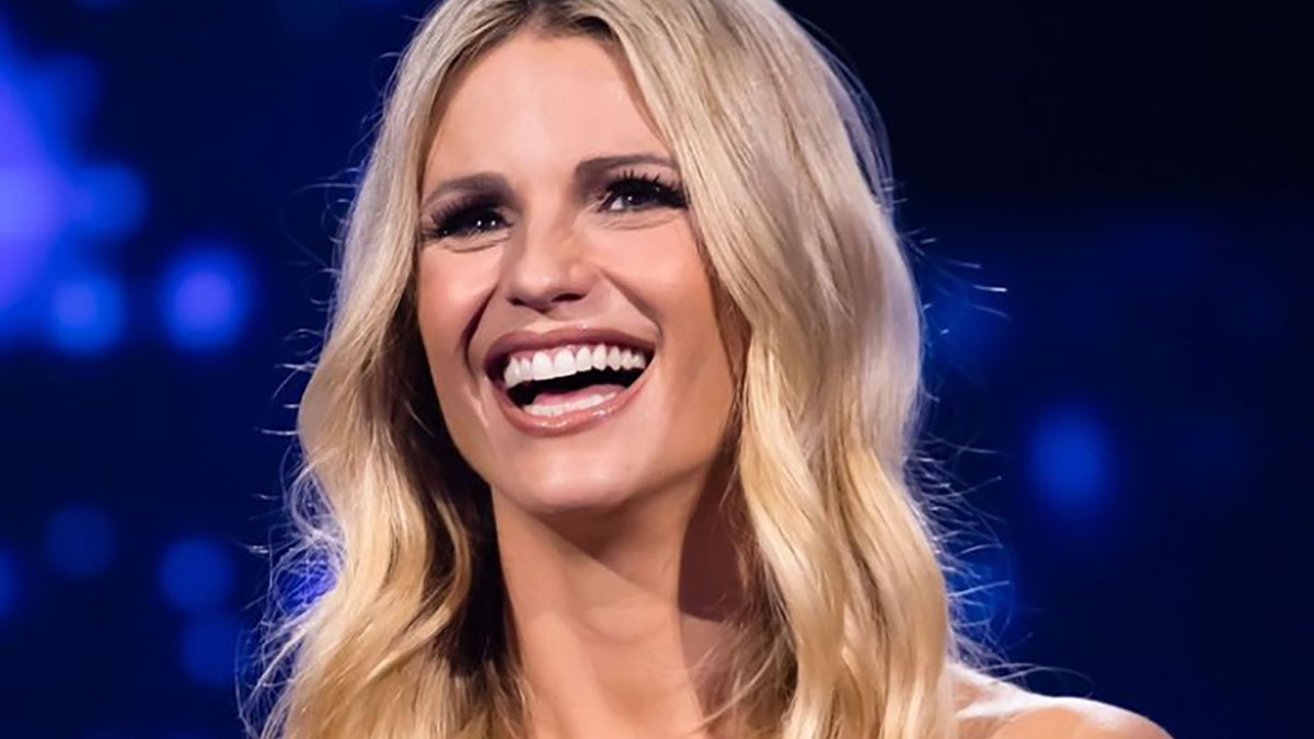 foto Michelle Hunziker ad All Together Now