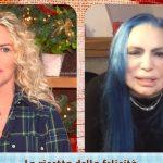 """Loredana Bertè ospite di Antonella Clerici: """"Coach The Voice? Siamo pazzi"""""""
