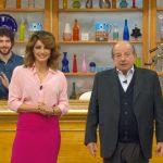 """Giancarlo Magalli festeggia a I Fatti Vostri: """"Momento di autocelebrazione"""""""