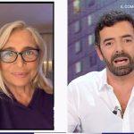 """La vita in diretta, Mara Venier spiazza Alberto Matano: """"Ti meno"""""""