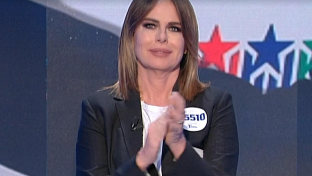 foto Paola Perego telethon
