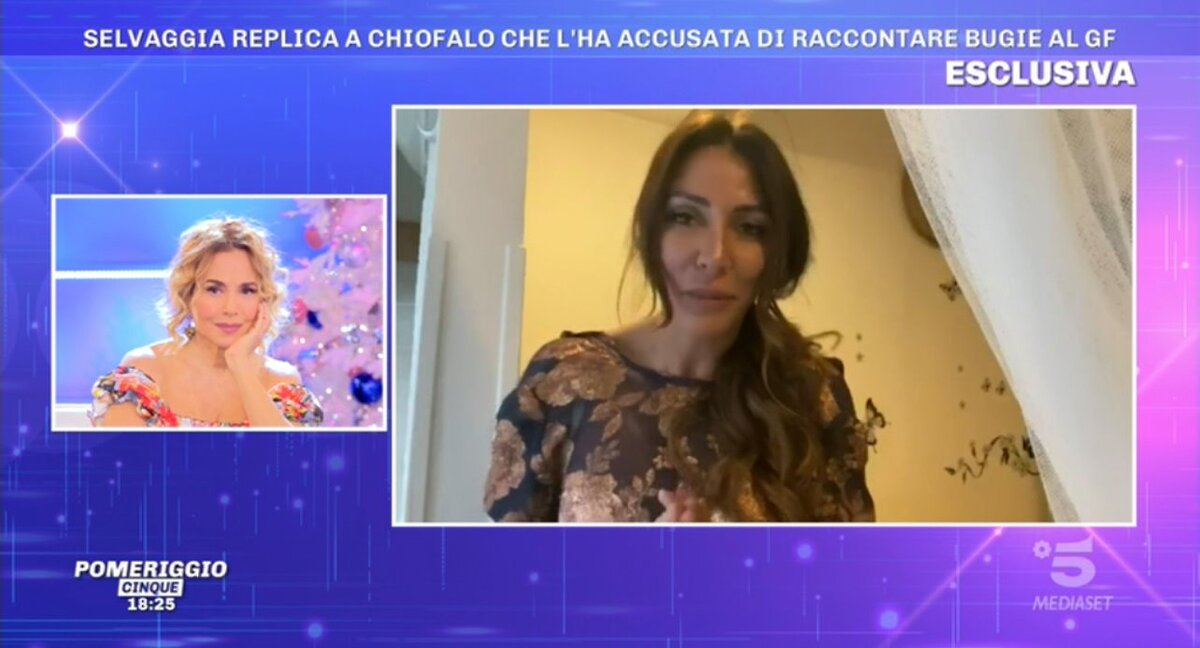 foto selvaggia roma video
