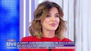 Foto Alba Parietti Contro Maria Teresa Ruta Live Non E' La D'Urso