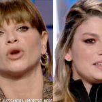 """Alessandra Amoroso e Emma Marrone, sfogo a Verissimo: """"Periodo disastroso"""""""