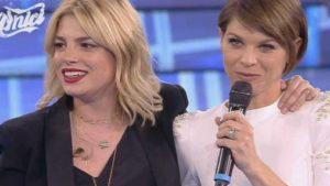 Foto Amici Ospiti Emma Marrone e Alessandra Amoroso