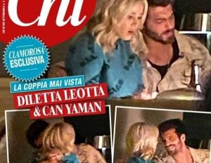 Foto Diletta Leotta e Can Yaman