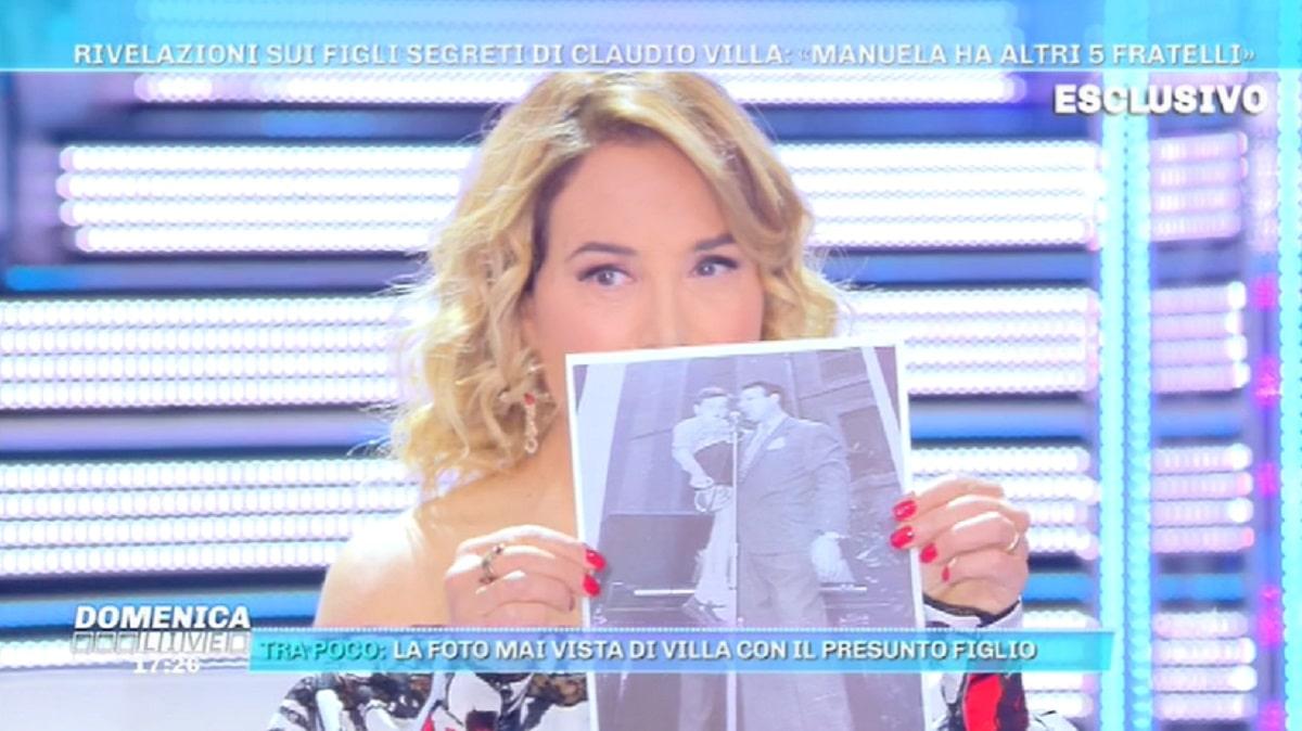 Foto Domenica Live Claudio Villa Figlio Segreto Russia