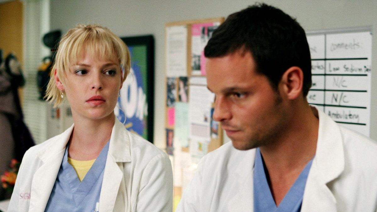 Foto Grey's Anatomy - Alex e Izzie