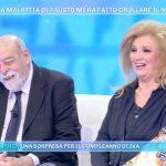 """Iva Zanicchi imbarazza il compagno a Domenica Live: """"Non siamo vecchi per…"""""""