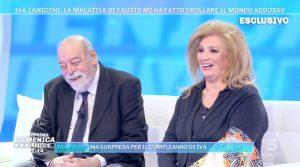 Foto Domenica Live Iva Zanicchi e Fausto
