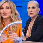 """Lorella Cuccarini ironizza sulla Celentano: """"Diventeremo come Gemma e Tina"""""""