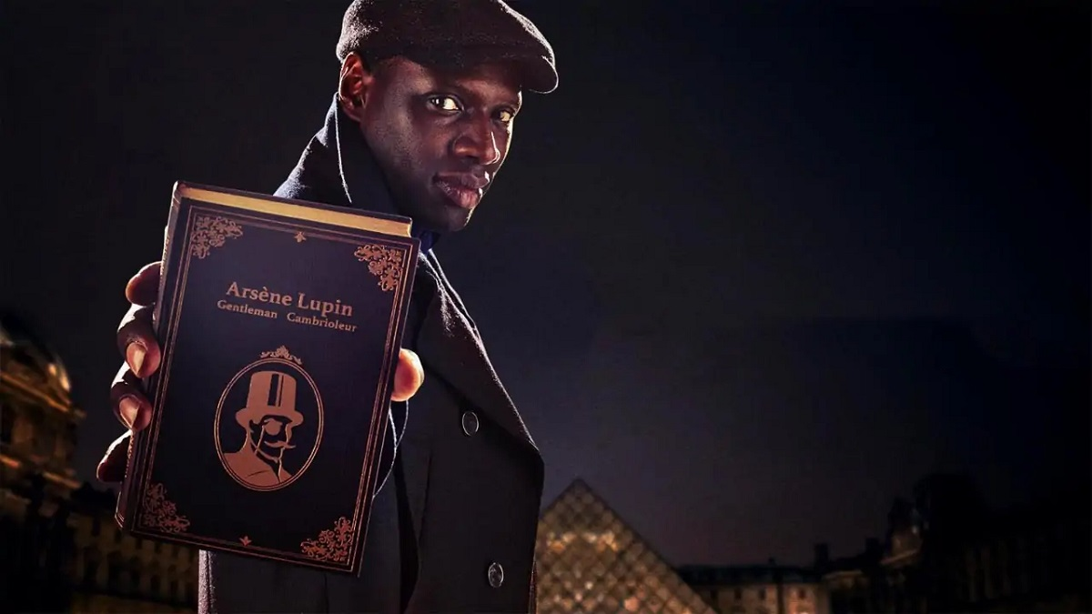 Foto Lupin - Omar Sy