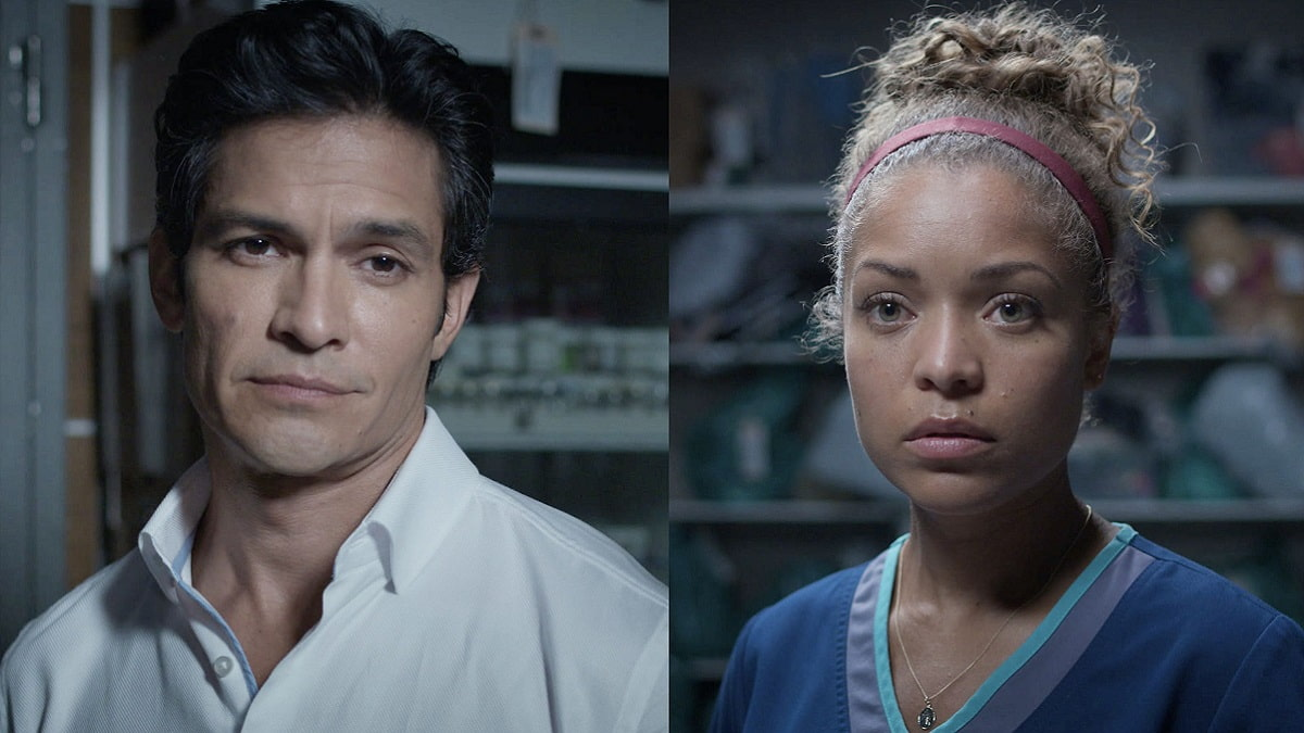 The Good Doctor - Neil Melendez e Claire Browne