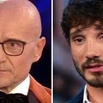 Anticipazioni GF Vip: salta la sfida Alfonso Signorini-Stefano De Martino