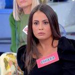 """Uomini e Donne, Chiara Rabbi rompe il silenzio: """"Mi sento spaventata"""""""