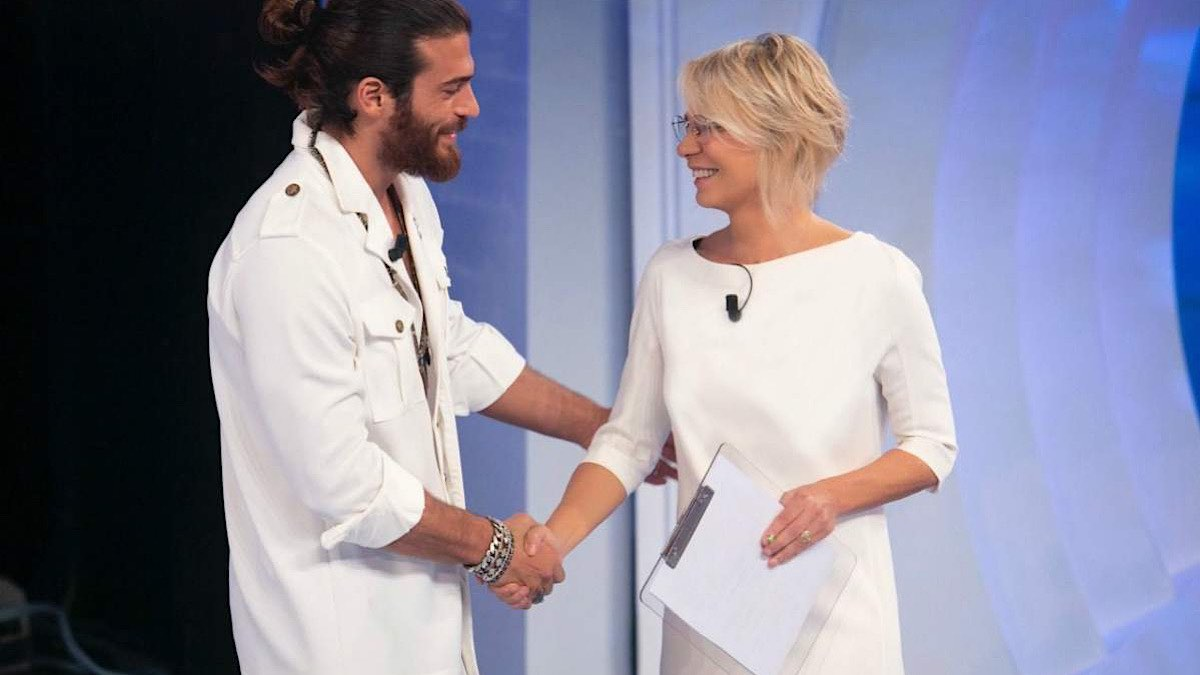Foto feeling Can Yaman Maria De Filippi