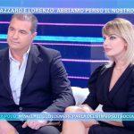 """Domenica Live, Lorenzo Amoruso e Manila Nazzaro: """"C'è tanta paura"""""""