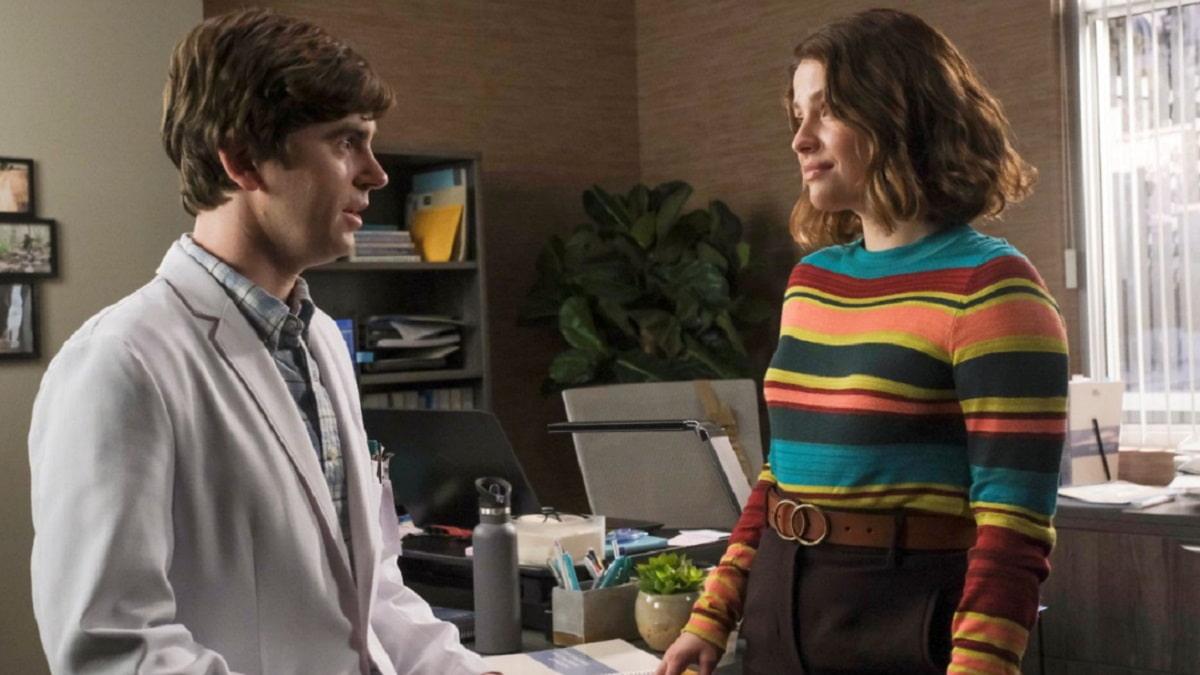 The Good Doctor 4 Shaun e Lea