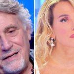 """Andrea Roncato, frecciata a Barbara D'Urso: """"Mi ha messo in imbarazzo"""""""