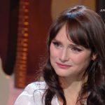 """Lorena Bianchetti piange da Serena Bortone: """"Mi è scesa una lacrima"""""""