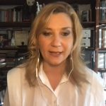 """Serena Bortone sulla positività al Covid-19: """"Che tragedia!"""""""