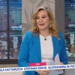 """Serena Bortone torna in studio dopo il Covid: """"Non merito nessun applauso"""""""