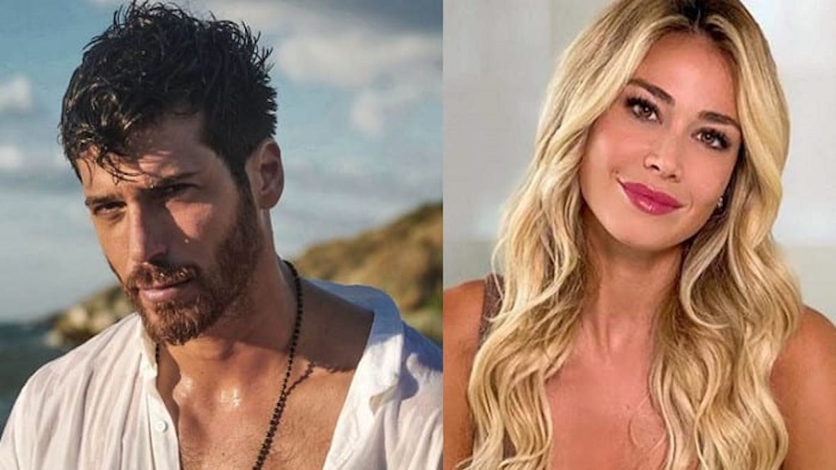 foto can yaman e diletta leotta
