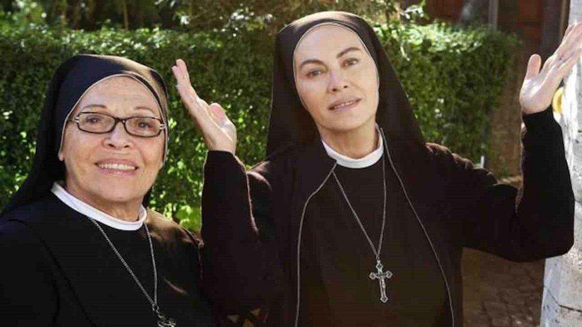 Foto Che Dio ci aiuti 6 Suor Angela e Suor Costanza