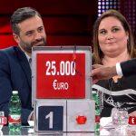 """Affari Tuoi, finale deludente per i concorrenti di Carlo Conti: """"Amarezza"""""""