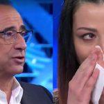 Affari Tuoi, Carlo Conti racconta cos'è successo. La concorrente piange