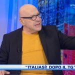 """Italia Si, Mauro Coruzzi punge un'ospite: """"Non ha più vent'anni"""""""