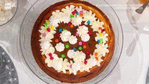 foto È sempre mezzogiorno cheesecake al forno