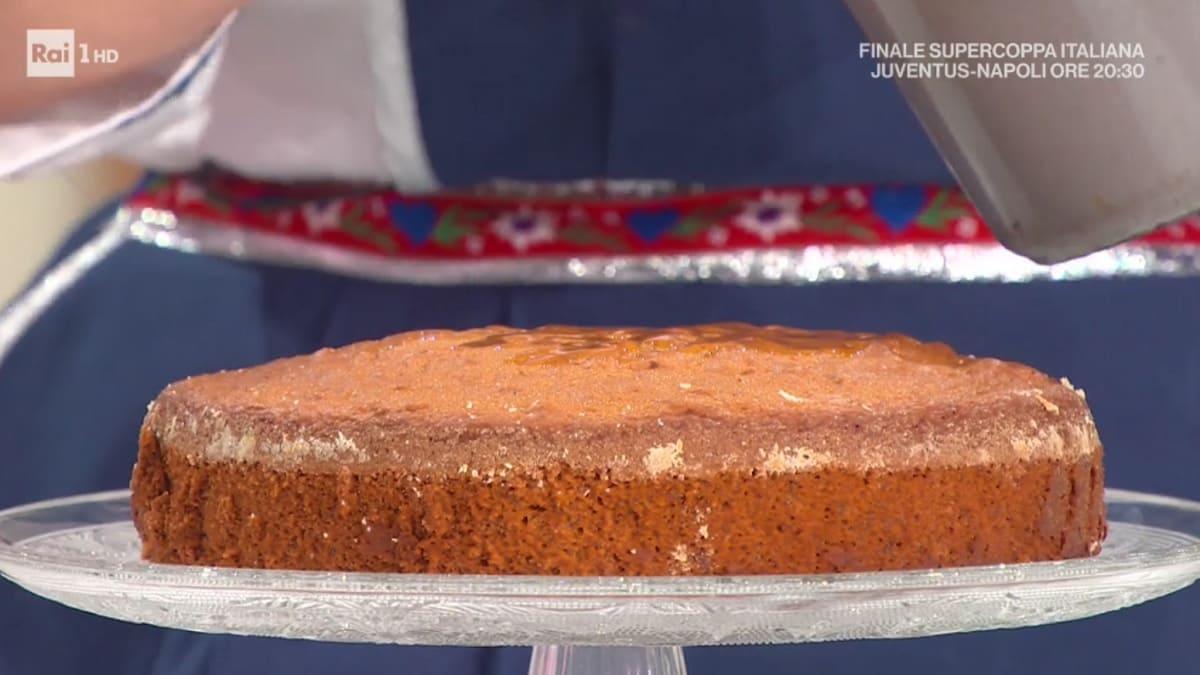 foto È sempre mezzogiorno torta al miele