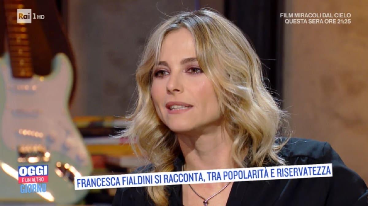 foto di Francesca Fialdini da Serena Bortone