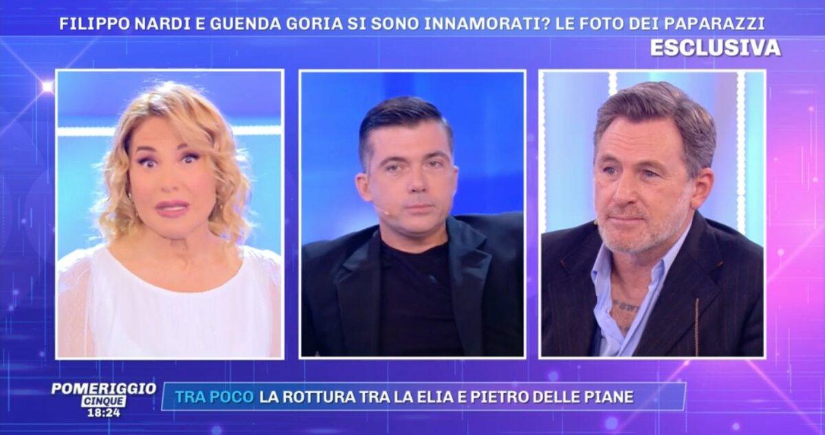 Guenda Goria e Filippo Nardi beccati insieme: sembrano più che amici
