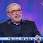 """Nino Frassica svela da Marco Liorni: """"Terence Hill mi ha salvato la vita"""""""