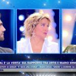 """Giacomo Urtis spiazza su Mario a Live: """"Non capisco perchè sei sparito"""""""