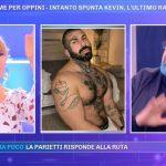 """Giovanni Ciacci mette in imbarazzo Barbara d'Urso: """"Ma ti prego"""""""