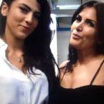 """Giulia Salemi, dedica a Fariba Tehrani: """"Devi imparare a volare alto"""""""