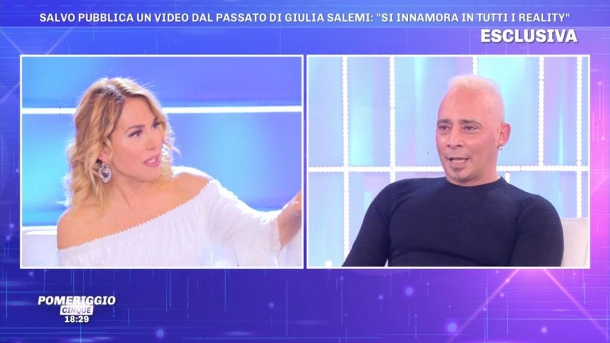 foto Giulia Salemi Pretelli Salvo Veneziano GF Vip