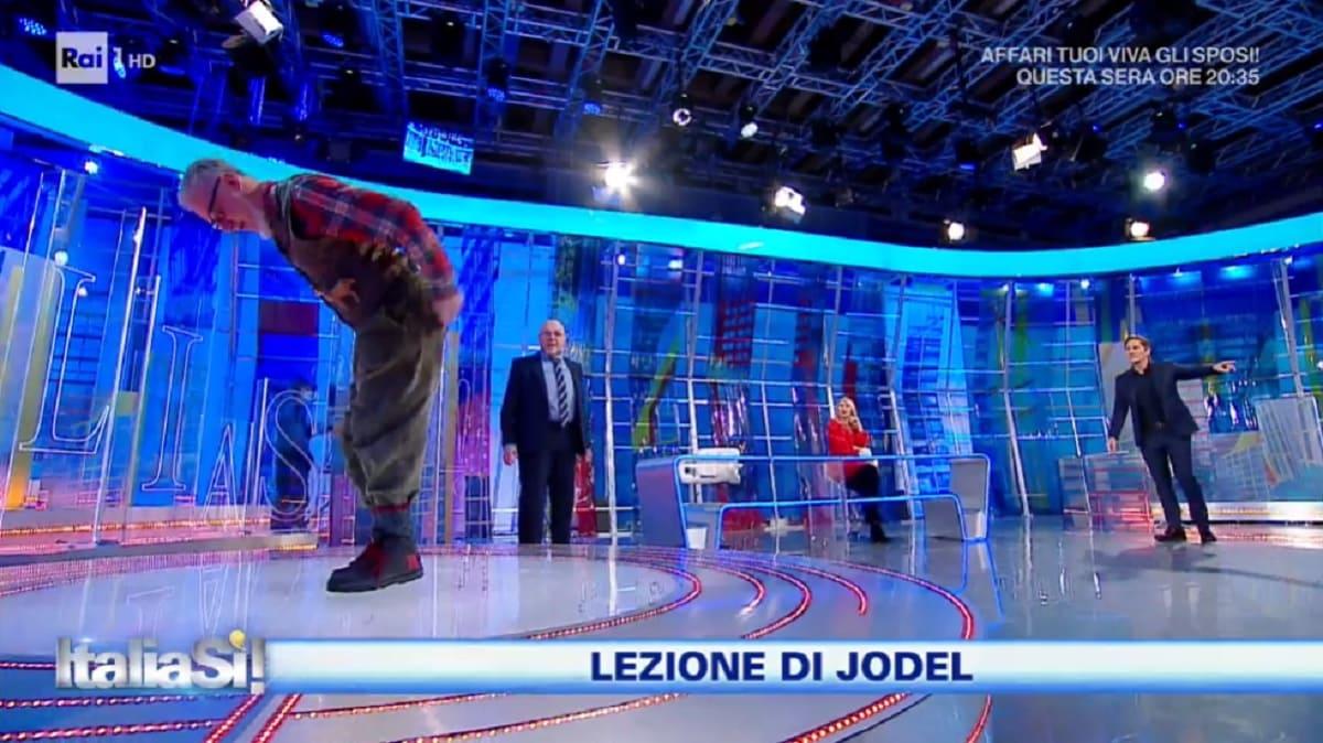 foto di Italia Si del 9 gennaio