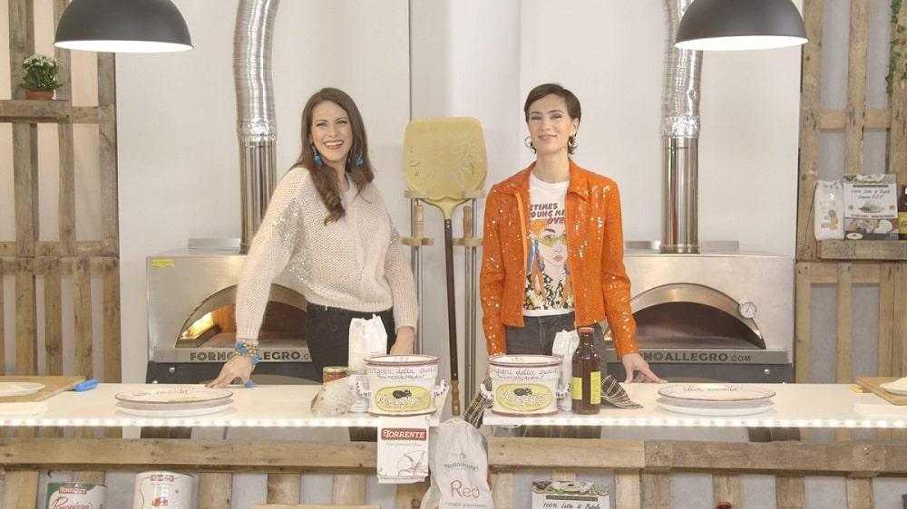foto Janet De Nardis e Gloria Bellicchi
