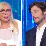 """Domenica In, Lino Guanciale sorprende Mara Venier: """"Potevo essere da…"""""""