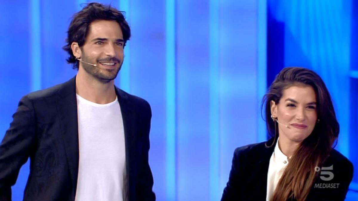 foto Marco Bocci e Giulia Michelini