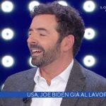 """Alberto Matano si emoziona a La vita in diretta: """"Sono senza parole"""""""