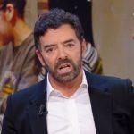 """Alberto Matano ha un diverbio con un ospite: """"Non le consento polemiche"""""""