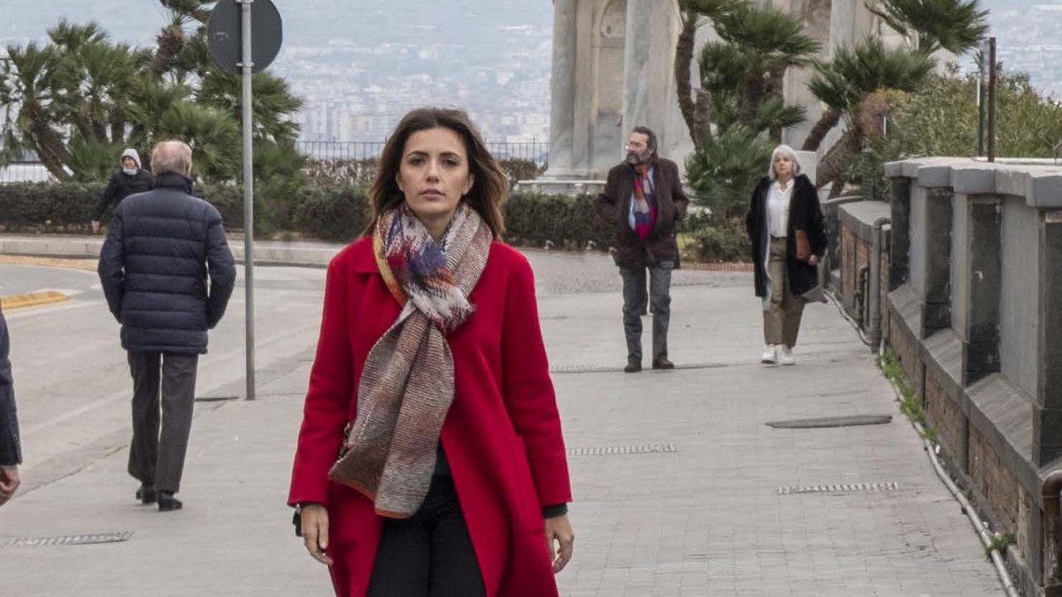 Mina Settembre Serena Rossi Giuseppe Zeno cast
