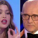 """GF Vip, Natalia Paragoni si scaglia contro Alfonso Signorini: """"Basta bugie"""""""