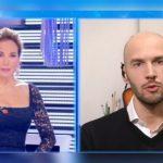"""Nicolò Zenga a Live svela: """"Mio padre mi chiedeva di cambiare cognome"""""""